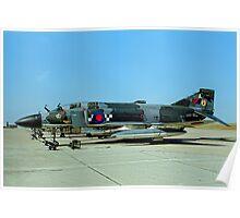 McDonnell F-4M Phantom FGR.2 XV438/A Poster