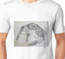 Sleeping Cat Unisex T-Shirt
