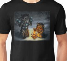 Cold paws Unisex T-Shirt