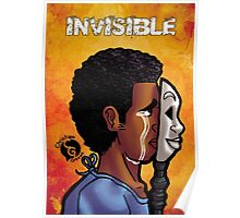 With an Invisible Disease Poster