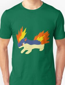 Quilava (pokemon) T-Shirt