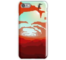 Layers of reality iPhone Case/Skin