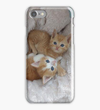 @PURRMINATORS Fudge and Phoenix iPhone Case/Skin