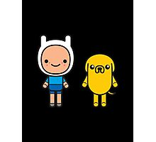 Adventure Time Photographic Print