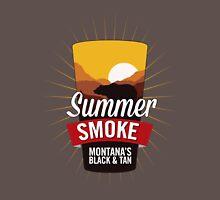 Summer Smoke Montana T-Shirt Unisex T-Shirt