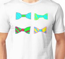 Bow Ties Unisex T-Shirt