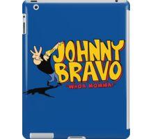 Johnny Bravo - Whoa Mamma! iPad Case/Skin