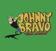 Johnny Bravo - Whoa Mamma! Kids Clothes