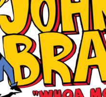 Johnny Bravo - Whoa Mamma! Sticker