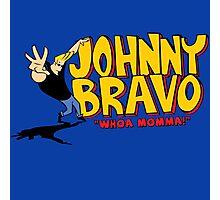 Johnny Bravo - Whoa Mamma! Photographic Print