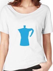 Blue Moka Women's Relaxed Fit T-Shirt
