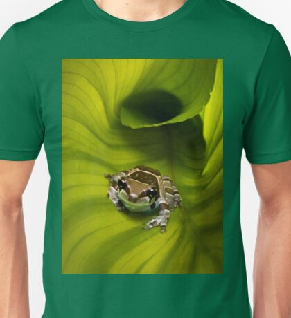 Escaping the Hosta Unisex T-Shirt