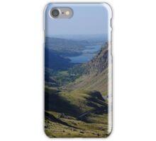 LLanberis Pass iPhone Case/Skin