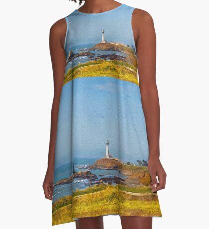 Lighthouse A-Line Dress