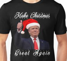 Make ChristmasGreat Again Donald Trump Shirts Unisex T-Shirt