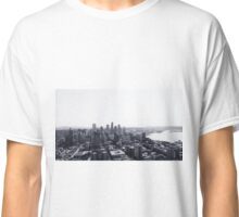 Seattle Skyline Classic T-Shirt