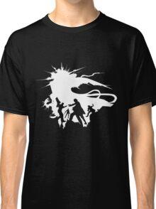 Final Fantasy XV - The Squad (white) Classic T-Shirt