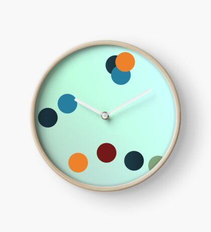 20161130 dots no. 1 Clock
