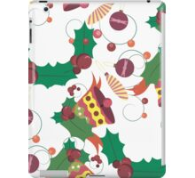 Christmas pattern iPad Case/Skin