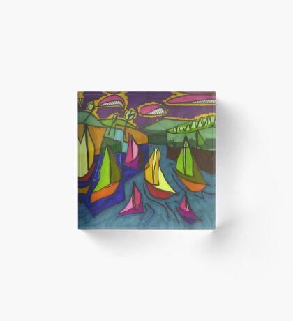 sail (2014) Acrylic Block