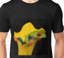 Red Eyed Tree Frog Unisex T-Shirt
