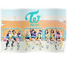 twice cheers up Poster