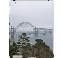 Yaquina Bay Bridge iPad Case/Skin
