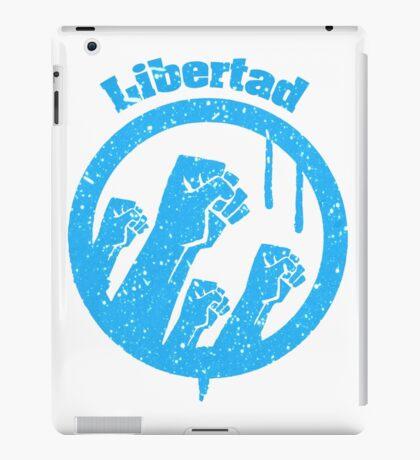 Libertad iPad Case/Skin