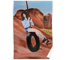 Swinging dreams Poster