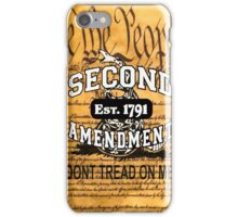 Gadsden Flag We The People Don't Tread On Me Shirt, Cases, Stickers, Pillow, Posters, Cards iPhone Case/Skin
