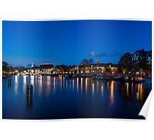 Amsterdam after Dark Poster