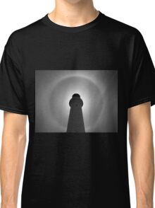 Lighthouse Effect - BW Classic T-Shirt