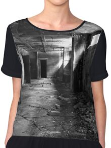 Urban Decay - Tunnel 001 Chiffon Top