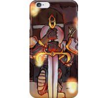 Sword Strike iPhone Case/Skin