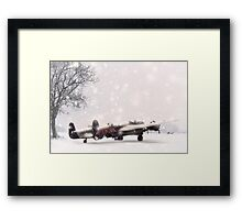 Get The Tow Framed Print