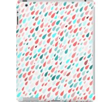 Rainy Day Pattern iPad Case/Skin