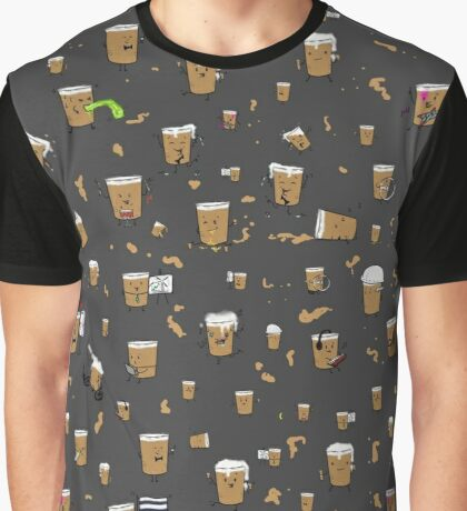 Beers are people too Graphic T-Shirt
