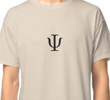 Capital psi - black Classic T-Shirt