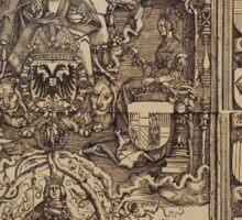 Triumph of the Emperor Maximilian Sticker