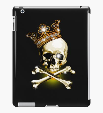 Skull Bling iPad Case/Skin