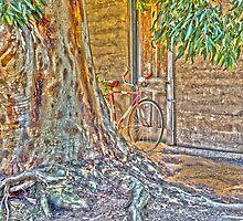 Man's Vintage Bicycle.... by mitpjenkeating