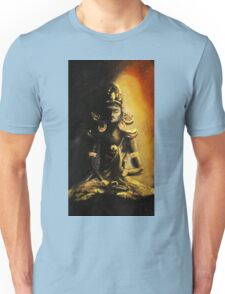 Abhaya Mudra (Fearless Seal) wisdom and protection  Unisex T-Shirt