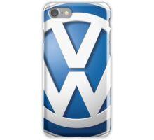Volkswagon VW LOGO iPhone Case/Skin