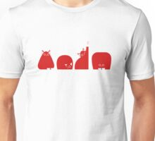 Cat Red Handed Unisex T-Shirt