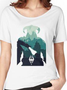 SKYRIM Women's Relaxed Fit T-Shirt