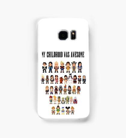 My childhood was awesome Samsung Galaxy Case/Skin
