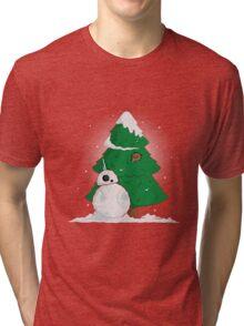Snowdroid Tri-blend T-Shirt