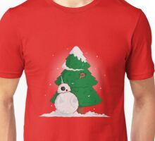 Snowdroid Unisex T-Shirt