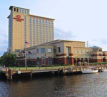 Renaissance Portsmouth - Norfolk Waterfront Hotel II  by photroen