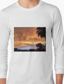Stunning Sunset!  Long Sleeve T-Shirt